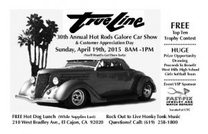 TrueLine MiniFlyer'15 UPDATED